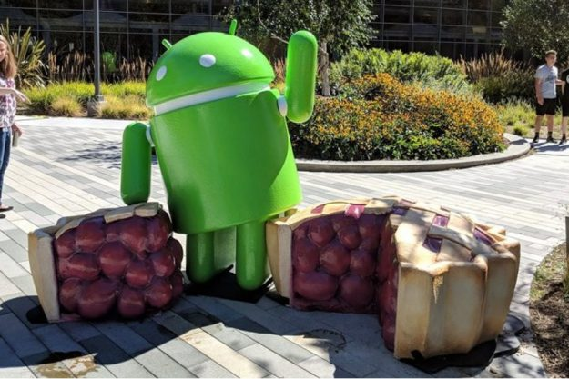 หลุดข้อมูล Android Pie สมาร์ทโฟน Samsung คาดอัพเดตได้ปี 2019