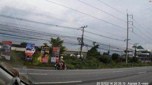 เตือนระวัง! แก๊งปาหินอาละวาด ถนนบายพาสชลบุรี-พัทยา