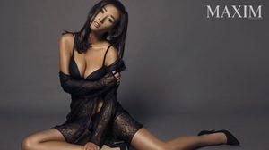 Sharon Coplon Maxim Indonesia หุ่นสวย เซ็กซี่ ระดับอินเตอร์