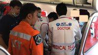 ทีมแพทย์ท่าอากาศยานเชียงใหม่ กู้ชีวิตผู้โดยสารหมดสติคาเครื่อง