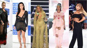 ส่องแฟชั่นแซ่บซี้ด จากเวที MTV Video Music Awards 2016