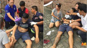จับคนร้ายร่วมก่อเหตุ ประกบยิงหนุ่มวัย 23 เจ็บสาหัส เร่งล่าอีก 1