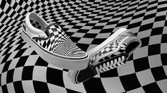 END. x Vans Vertigo Pack ดีไซน์ลูกเล่นรองเท้าชวนปวดหัวดีเหลือเกิน