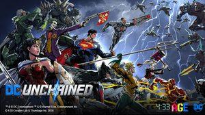 DC Unchained รวมเหล่า ซูเปอร์ฮีโร่ และมหาวายร้ายเปิดลงทะเบียนล่วงหน้าแล้ว