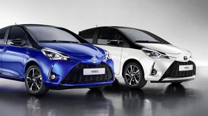New Toyota Yaris พร้อมเปิดตัวครั้งแรกที่ Geneva
