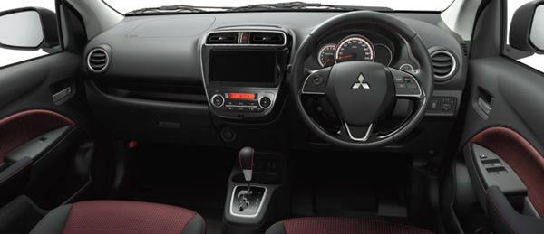 Mitsubishi Mirage Black Edition