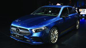 Mercedes-AMG A35 พร้อมออกล่าท้าชน Audi S3s และ Volkswagen Golf Rs