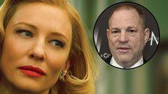 เคต แบลนเชตต์ เปิดใจกรณี ฮาร์วีย์ ไวน์สตีน เอี่ยวสร้างหนัง Carol