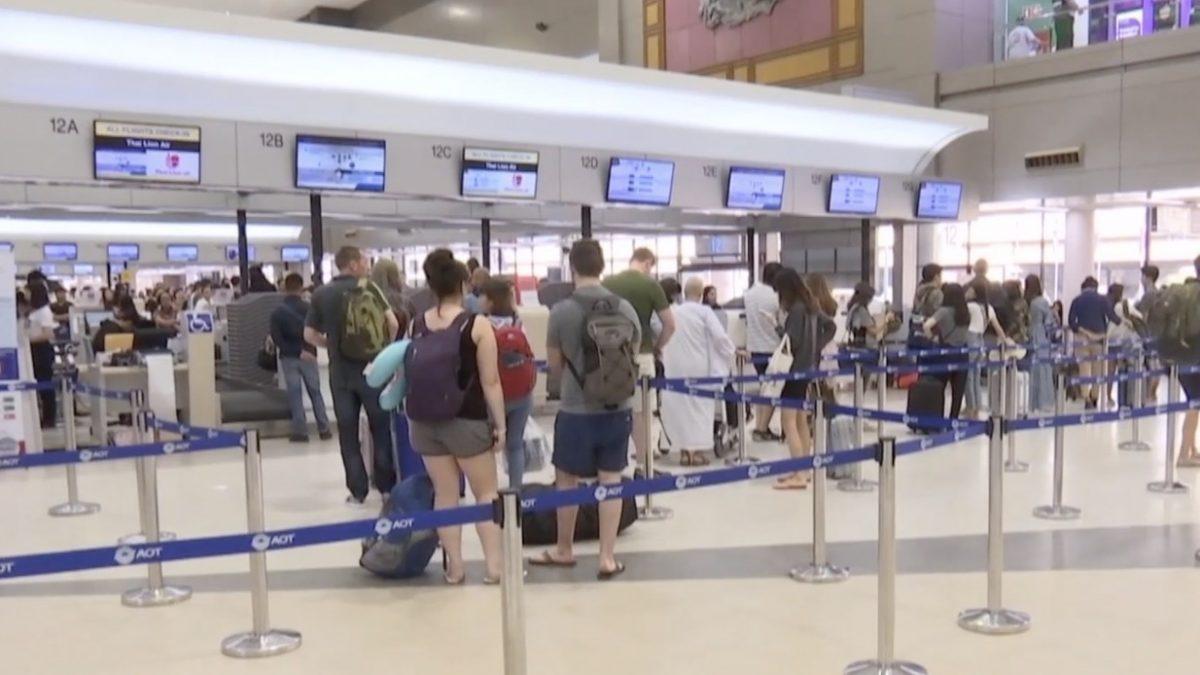 สำรวจราคาตั๋วเครื่องบินช่วงเทศกาลปีใหม่
