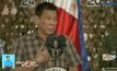 ผู้นำฟิลิปปินส์เรียกร้องจีนเคารพคำตัดสินศาล