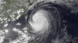 พายุไต้ฝุ่น 'กองเร็ย' ถล่มภาคใต้ของญี่ปุ่น เกิดฝนตกหนัก กระทบการเดินทาง