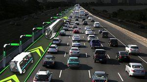 สหรัฐอเมริกา เริ่มวางแผนสร้างเลนพิเศษเฉพาะ รถยนต์ไร้คนขับ
