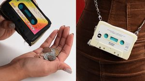 ย้อนไว้กลับยุค 90 ด้วยการเปลี่ยนเทป ให้เป็นกระเป๋าสุดชิค รับรองมีใบเดียวในโลก