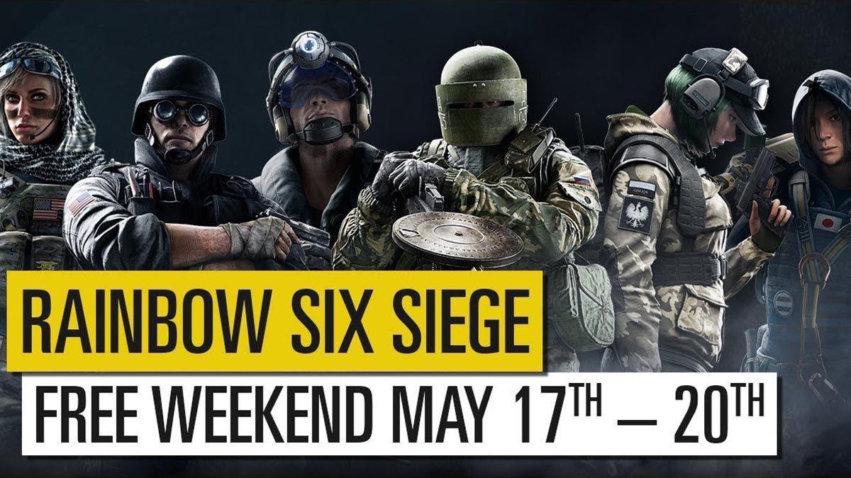 [ตัวอย่างเกม] Tom Clancy's Rainbow Six Siege เปิดให้เล่นฟรี  17-20 พฤษภาคมนี้