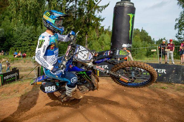 Yamaha MXGP 2021