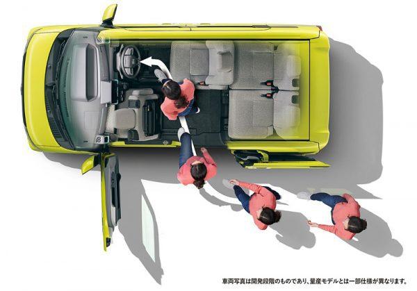 Daihatsu New Tanto