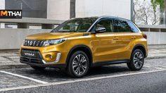 เผยภาพแรก 2019 Suzuki Vitara (facelift) โฉมใหม่