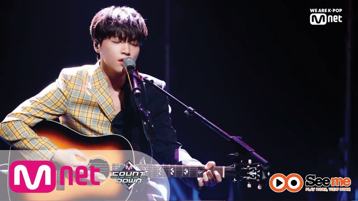 [JEONG SEWOON - Feeling] STUDIO M Stage | M COUNTDOWN 190404 EP.613
