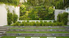 16 ไอเดีย สวนแนวตั้ง สุดฮิป! ตกแต่งบ้านด้วยผนังต้นมอส