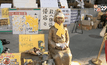 เกาหลีใต้ยังไม่ย้ายรูปปั้นหญิงบำเรอหน้าสถานทูตญี่ปุ่น