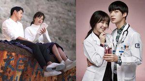 5 คู่รักดาราเกาหลี จากคู่จิ้นในซีรีส์ ออกมาเป็นคู่จริงแบบสุดฟิน!!