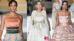 แฟชั่นโชว์ ผ้าไหมไทย จาก 2 ดีไซเนอร์ชื่อดังแห่ง Tube Gallery