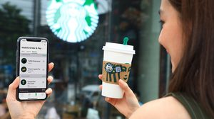 สตาร์บัคส์ เปิดตัวฟีเจอร์ Mobile Order & Pay บนแอปฯ Starbucks Thailand