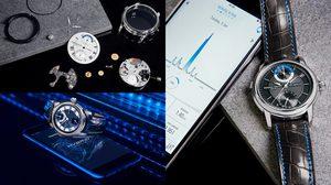 FREDERIQUE CONSTANT เปิดตัวสุดยอด นาฬิกา ระบบไฮบริดเรือนแรกของโลก!!