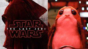 Star Wars 8 เผยภาพสัตว์ประหลาดหน้าแบ๊ว ทำชาวเน็ตฮือฮาไม่เลิก