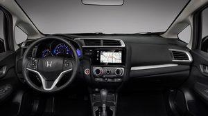 หลุด! ภาพภายในของ Honda Jazz 2017 กับหน้าจอ touchscreen แบบใหม่
