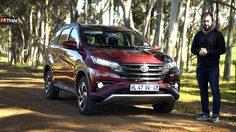 Toyota Rush เจนฯ สอง ผลิตอินโดฯ เตรียมบุกขายที่ แอฟริกาใต้