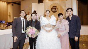 วนัช เฟิร์ส เปิดตัวชุดแต่งงานแฟชั่นโชว์สุดยิ่งใหญ่ MARRY ME AT MARRIOTT – Wedding & Honeymoon Fair