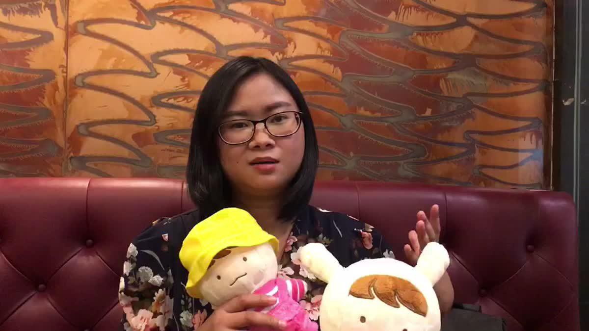 ธุรกิจตัดชุดตุ๊กตาไอดอลเกาหลี งานฝีมือสร้างเสื้อผ้าเก๋ ๆ ตามไอเดียลูกค้า