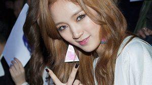 เจีย ไม่ต่อสัญญา! ออกจาก miss A และ JYP. แล้ว