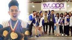 """""""เก่ง ธชย"""" ชวนสานฝันบนเวทีระดับโลก """"World Championships of Perfroming Arts 2017"""""""