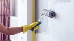 4 วิธีทาสี ช่วยทำให้ห้องให้ดูกว้างขึ้น