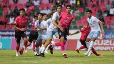 จอมล้มยักษ์! ชัยนาทเบียดโค่นบุรีรัมย์ 2-1 ยัดเยียดพ่ายนัดแรกไทยลีก
