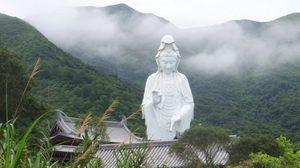 วัดเจ้าแม่กวนอิม แห่งใหม่ในฮ่องกง Tsz Shan Monastery (慈山寺)