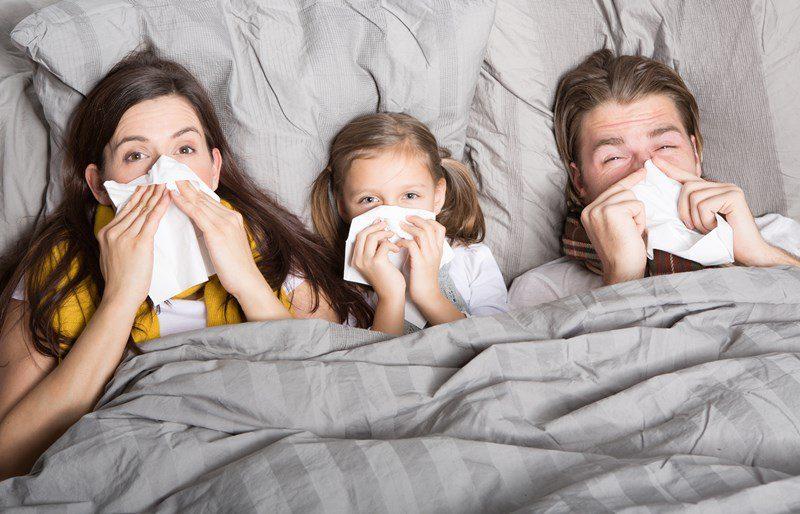 5 โรคยอดฮิต ที่เราควรจะต้องระวังไว้ไม่ให้เป็นมากที่สุด ในช่วงฤดูหนาว