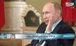 ปธน.รัสเซียปกป้อง FIFA