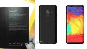 หลุด ภาพกล่องของ Galaxy S9 เผยสเปคชัดเจนมาพร้อมกล้องหลัง 12 ล้านพิกเซล