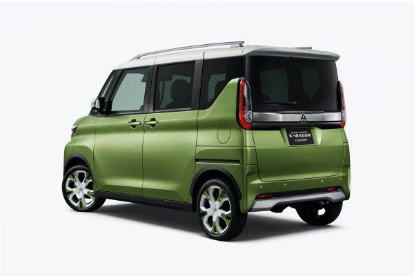 Mitsubishi Super Height K-Wagon