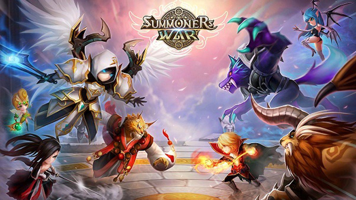 Sommoners War ร่วมฉลองครอบรอบ 3 ปี เปิด World Arena ก้าวสู้ eSports เต็มตัว
