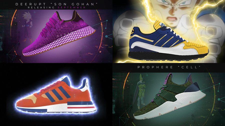 851fb9e3fa98 เผยภาพ adidas x Dragon Ball Z สุดยอดงาน collaboration ของปี ...
