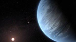 หรือเอเลี่ยนอาจมีจริง ? ค้นพบน้ำบนดาวเคราะห์อื่น