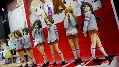 เก็บตกภาพบรรยากาศภายในงาน Anime Contents Expo 2013