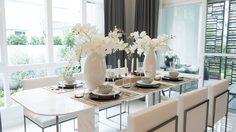 ไอเดีย จัด โต๊ะอาหาร เปลี่ยนบรรยากาศ ให้ดูสดใส และมีชีวิตชีวามากยิ่งขึ้น