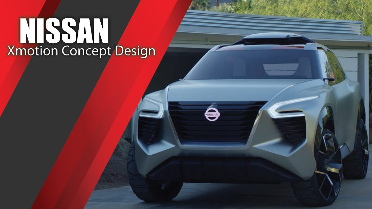 Nissan Xmotion Concept Design Video