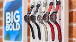 SWATCH เปิดตัวนาฬิกาคอลเลคชั่น BIG BOLD ครั้งแรกในประเทศไทย!!!