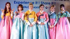 GFRIEND โชว์มินิคอนเสิร์ต พร้อมปรากฏโฉมสุดงดงามในชุดฮันบก